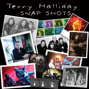 Terry Halliday Snap Shots CD