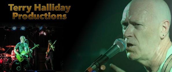 Terry Halliday, Singer, Songwriter, Guitarist, Teacher, Producer